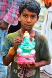 Anaipatti, Tamilnadu - India - September 15 2018: Ganesha Chaturthi Celebrations Stock Image