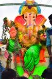 Anaipatti, Tamilnadu - India - September 15 2018: Hindus celebrate elephant god in 10-day festival Stock Photo