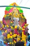 Anaipatti, Tamilnadu - India - September 15 2018: Vinayaka Chaturthi Hindu Festival Royalty Free Stock Images