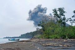 Anak Krakatau, Indonesia Royalty Free Stock Image