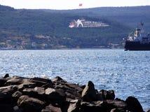 Anakkale do ‡ de Ã, Turquia Fotografia de Stock