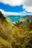 Anakoha Bay of Marlborough Sounds New Zealand Royalty Free Stock Photo