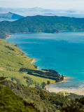 Anakoha Bay of Marlborough Sounds New Zealand Royalty Free Stock Photography