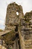 Anakopia fästning i Abchazien nya Athos Arkivbild