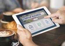 Analityka Oznakuje Marketingowego Początkowego Biznesowego pojęcie Zdjęcie Stock