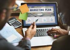 Analityka Oznakuje Marketingowego Początkowego Biznesowego pojęcie fotografia royalty free