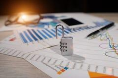 analiza pieniężna zdjęcia royalty free