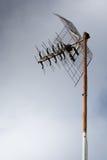 Analog antena Zdjęcia Stock