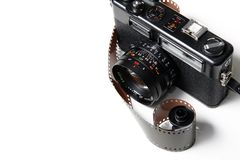 Analog Camera Stock Image