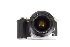 Analog camera isolated Royalty Free Stock Photo