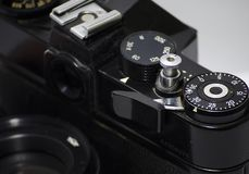 Analog camera Stock Photography