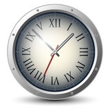 Analog clock. Included in additional format Royalty Free Stock Image