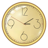 Analog Clock Stock Photo