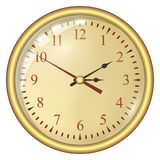 Analog Clock Stock Photography