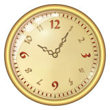Analog Clock Stock Photo