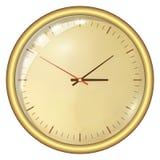 Analog Clock Stock Image