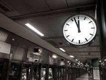 Analog Clock Royalty Free Stock Images