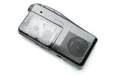 Analog dictaphone stock image