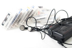 Analog dictaphone Royalty Free Stock Image