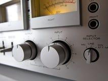analog kontroluje elektronika obrazy stock
