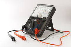 Analog Multimeter. Stock Photos