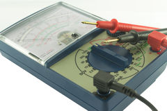 Analog Multimeter Electrical tool Royalty Free Stock Images