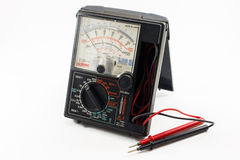 Analog multimeter Stock Images