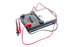 Analog multimeter Stock Image