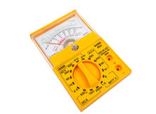 Analog multimeter Stock Photos