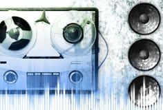 analog recorder Στοκ εικόνες με δικαίωμα ελεύθερης χρήσης