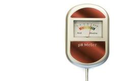 Analog soil ph meter Royalty Free Stock Images