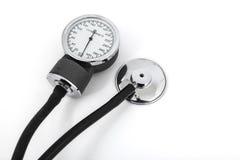 Analog sphygmomanometer Royalty Free Stock Photography