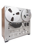 Analog Stereo Reel Recorder Player Royalty Free Stock Photo
