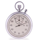 Analog stop watch Royalty Free Stock Photography