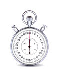 Analog stop watch. Stock Images