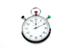 Analog Stopwatch Stock Photography