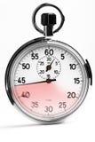 Analog Stopwatch Royalty Free Stock Photography
