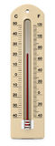 Analog thermometer Royalty Free Stock Image