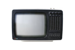 Analog TV Royalty Free Stock Photo