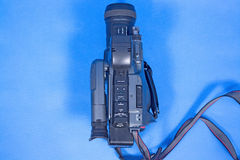 Analog video camera Royalty Free Stock Image