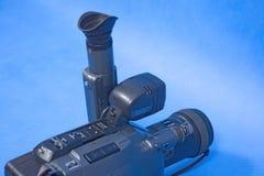 Analog video camera Royalty Free Stock Photography