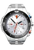Analog Watch. Detailed analog watch with a lighter tone vector illustration