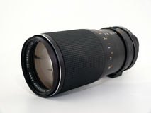 Analog zoom lens Royalty Free Stock Photos