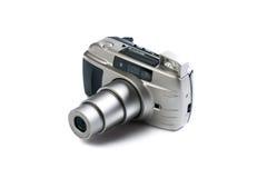 Analoge 35 mmcamera Stock Afbeeldingen