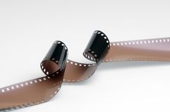 Analoge film Stock Afbeelding