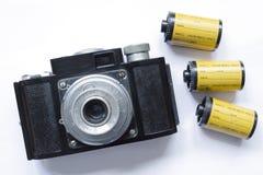 Analoge fotografie Stock Foto