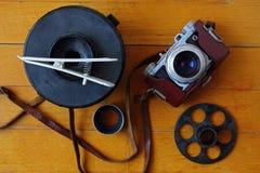 Analoge Fotographie Lizenzfreies Stockfoto