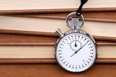 Analoge metaalchronometer stock fotografie