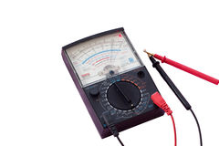 Analoge Multimeter Stock Fotografie