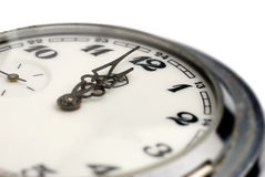 Analoge Stunden Lizenzfreie Stockfotos